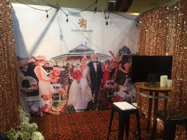 Printed Fabric Banners Event Tradeshows Launceston