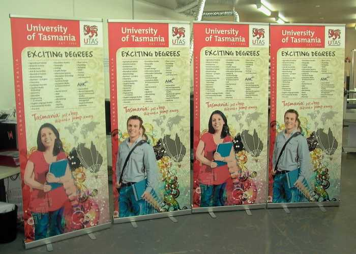 Utas Retractable Banners