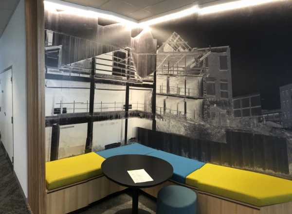 CH Smith Centre, Launceston - Wall Graphics