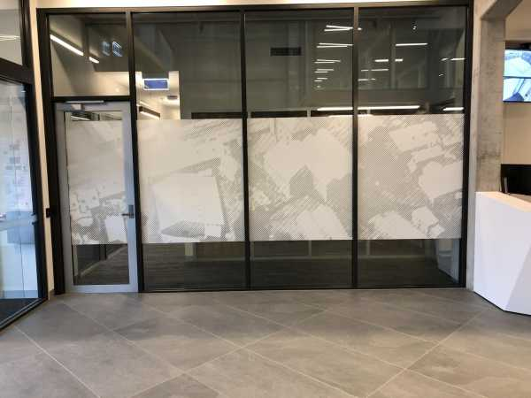 CH Smith Centre, Launceston - WindowGraphics