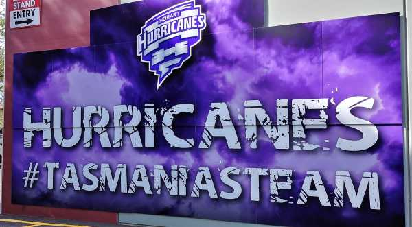 Hurricanes Printed Wall Graphic
