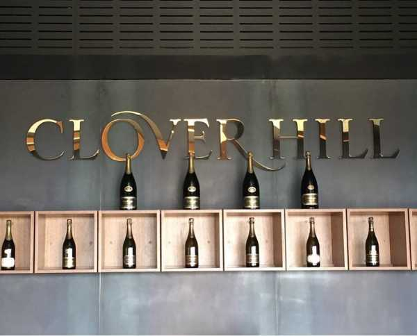 Clover Hill Wall Signage Architectual Signage
