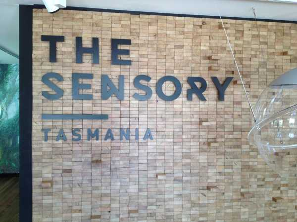 Futago The Sensory Laser Cut Metal Sign Feature Wall