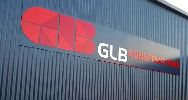 Glb Constructions Building Signage Router Cut