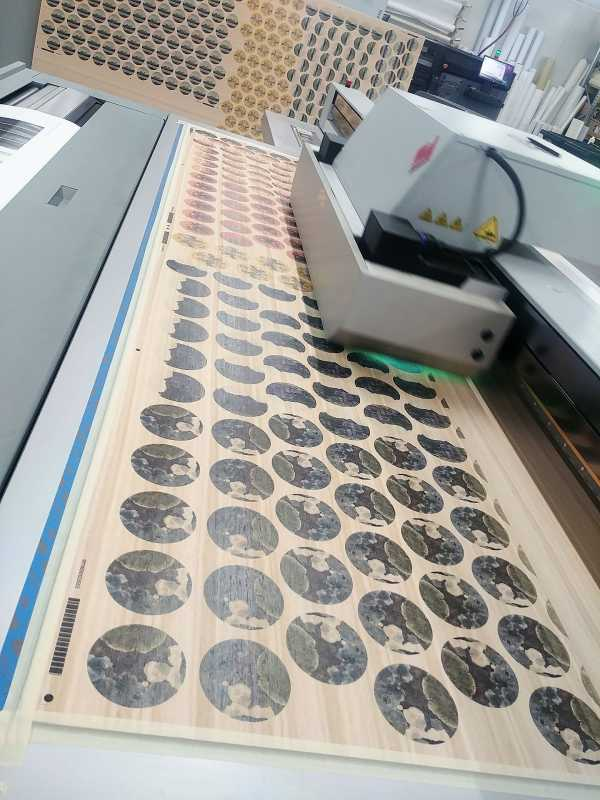 Uv Printing To Timber Tasmanian Timber Coasters