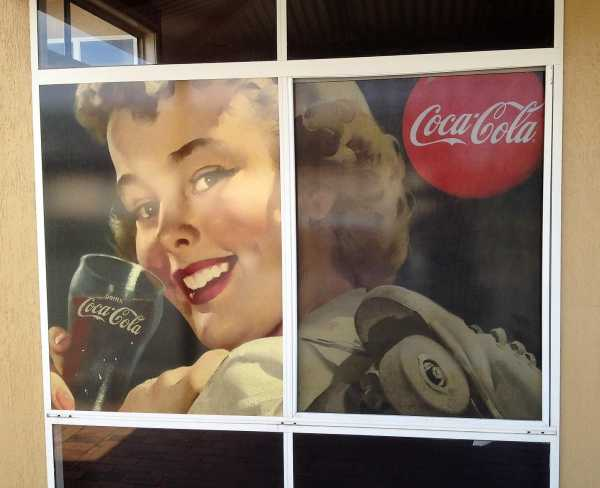 Coca Cola Window Graphics Copy