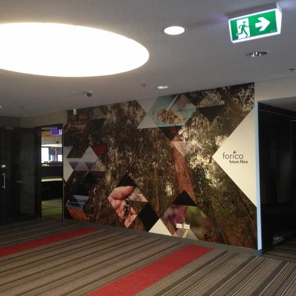 Forico Entry Wall Graphics