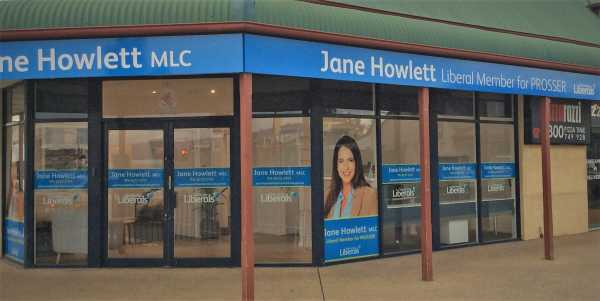 Jane Howlett Building Signs Office Signs Copy