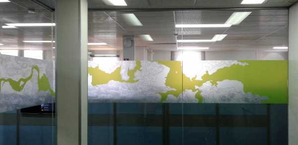 Launceston City Council Printed Window Graphics Copy