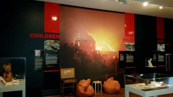 Tasmanian Museum And Art Gallery 1967 Fires Interpretative Wall Prints