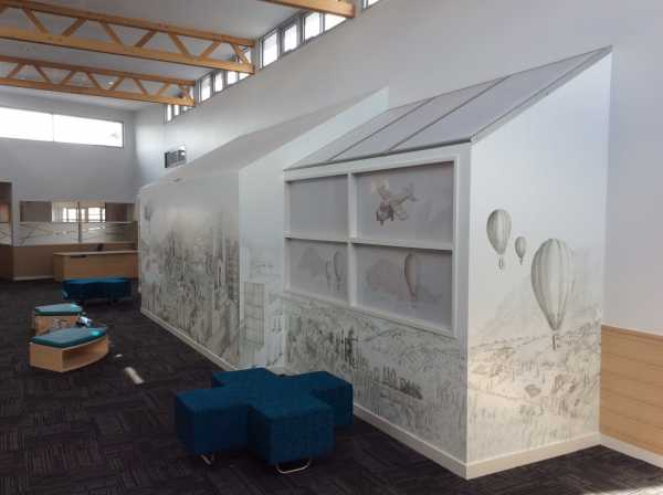 The 3Rd Door Windermere Primary Wall Graphics Wrap