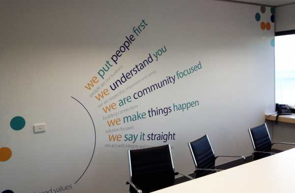Walker Designs Tasplan Printed Wall Graphics