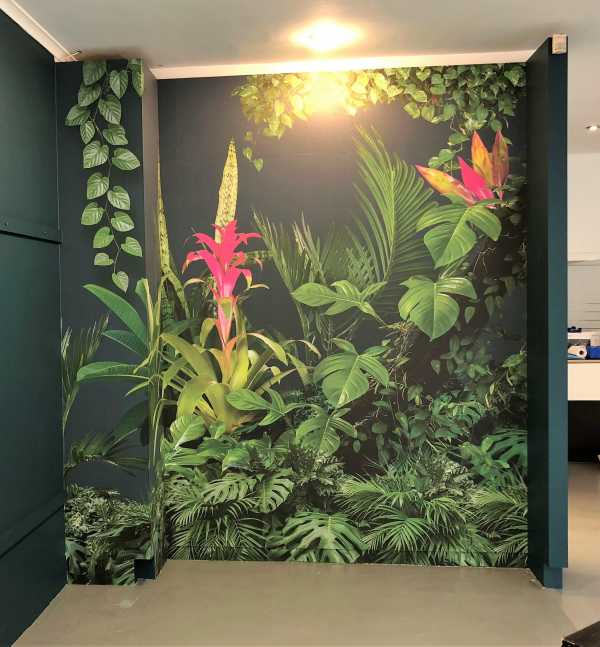 Wall Graphics Shop Graphics